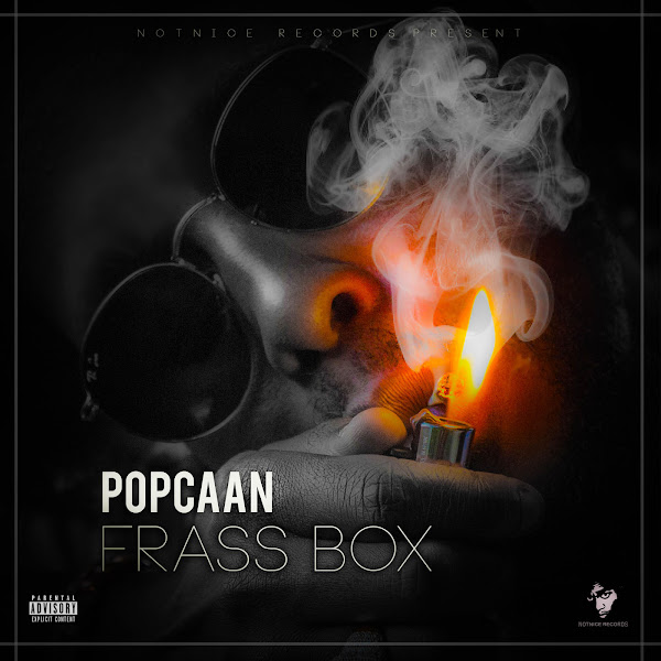 Popcaan - Frass Box - Single Cover