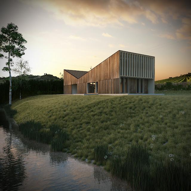 3d Prima Casa Passiva Architetto Marcio Tolotti