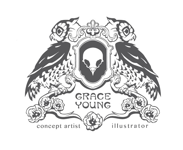 Grace Young : Concept Artist Illustrator