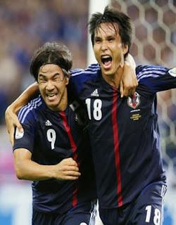 ワールドカップアジア最終予選 日本対イラク