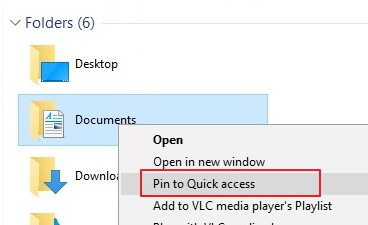 windows-10-get-help-with-file-explorer-pin-to-quick-access