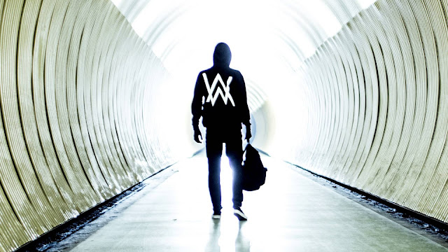 Lirik Lagu Alan Walker - Faded