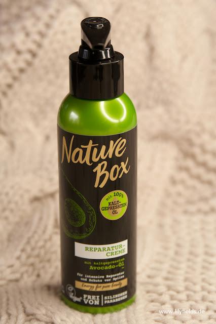 Nature Box - Reparatur Creme mit Avocado-Öl