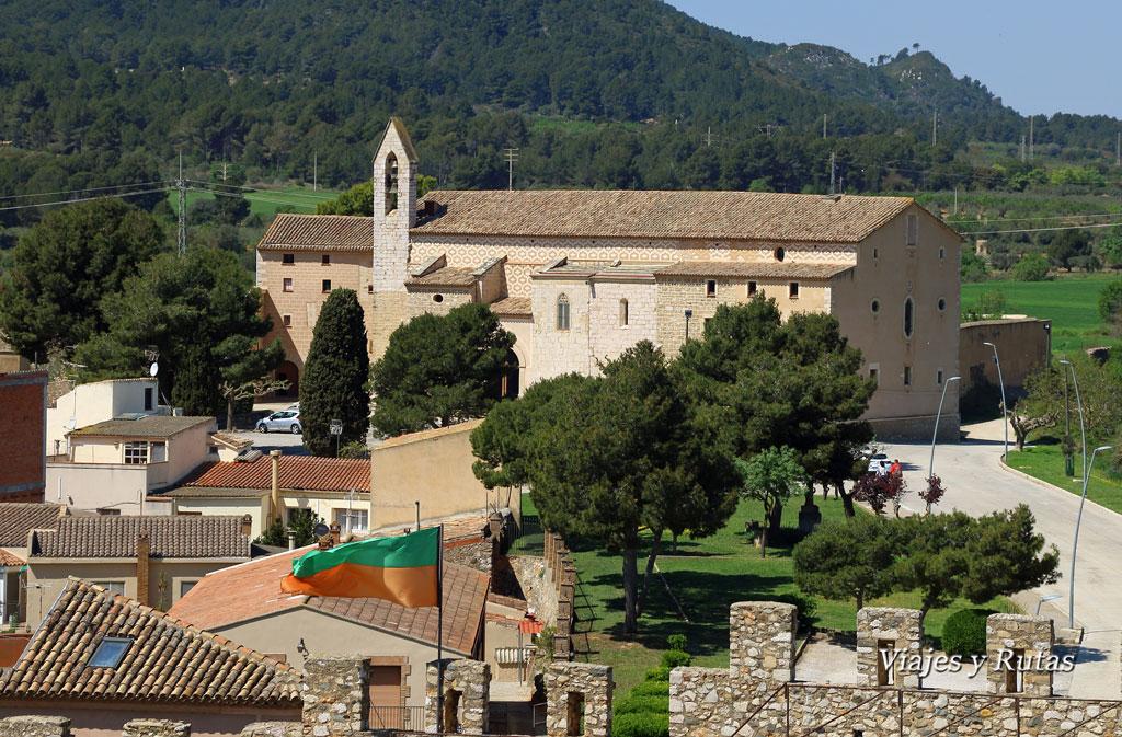 Santuario de la Serra, Montblanc