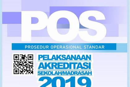 Panduan Operasional Prosedur Akreditasi 2019