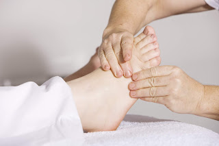 You can't massage a pregnant woman's feet - Myth or Fact? A Caring Touch: Massage Therapy, State College PA