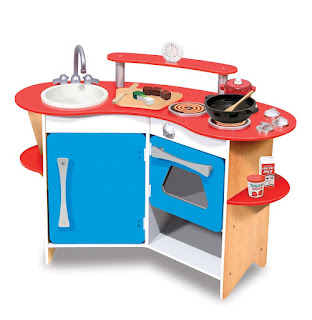 woode toy kitchen