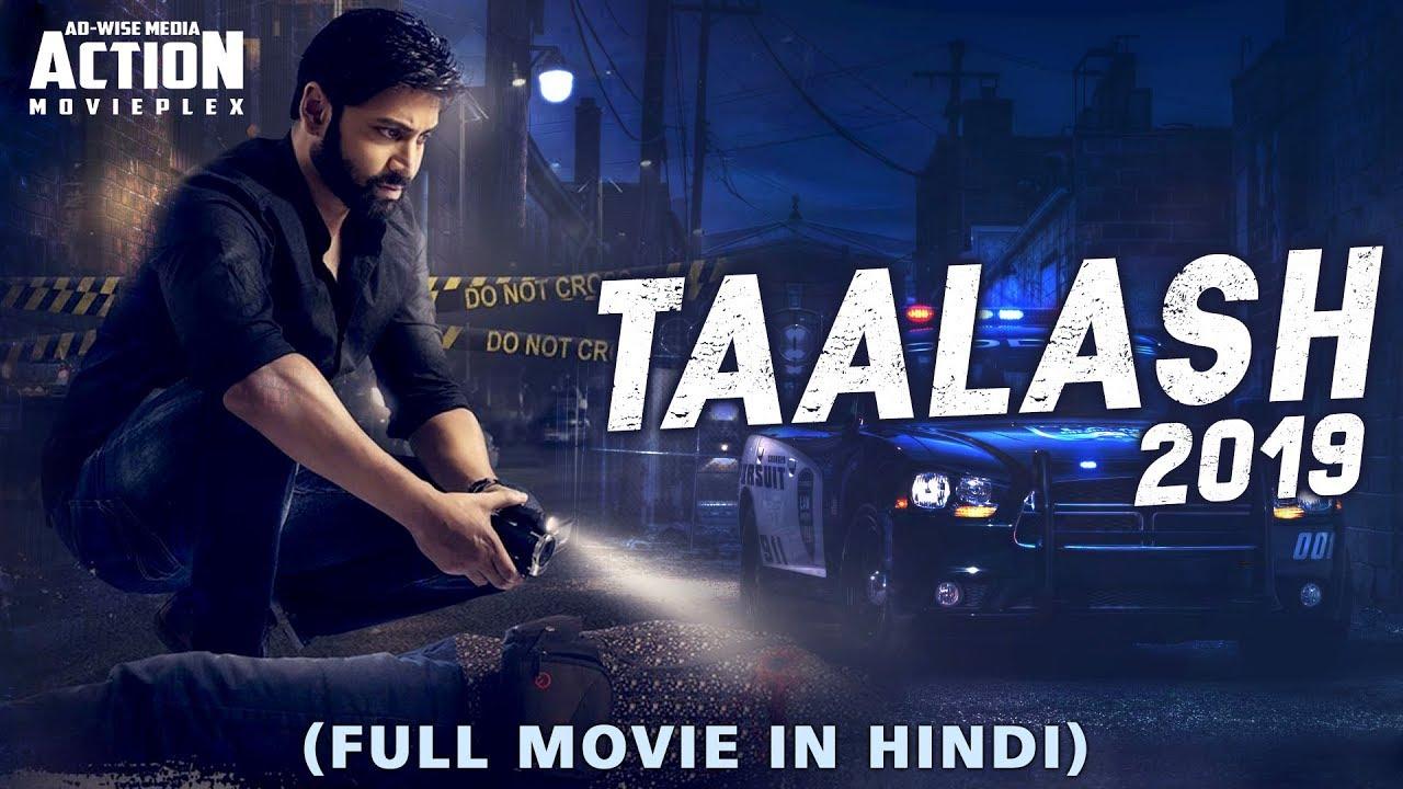 Talaash (2019) Hindi Dubbed 300MB WEB-DL 480p x264