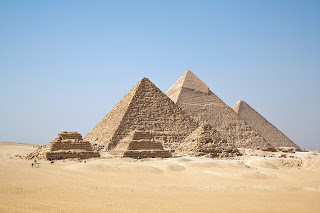 giza pyramids in egypt hdwallpapers