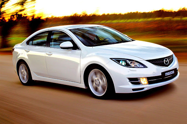 В России 62 тысячи автомобилей отзывает Mazda