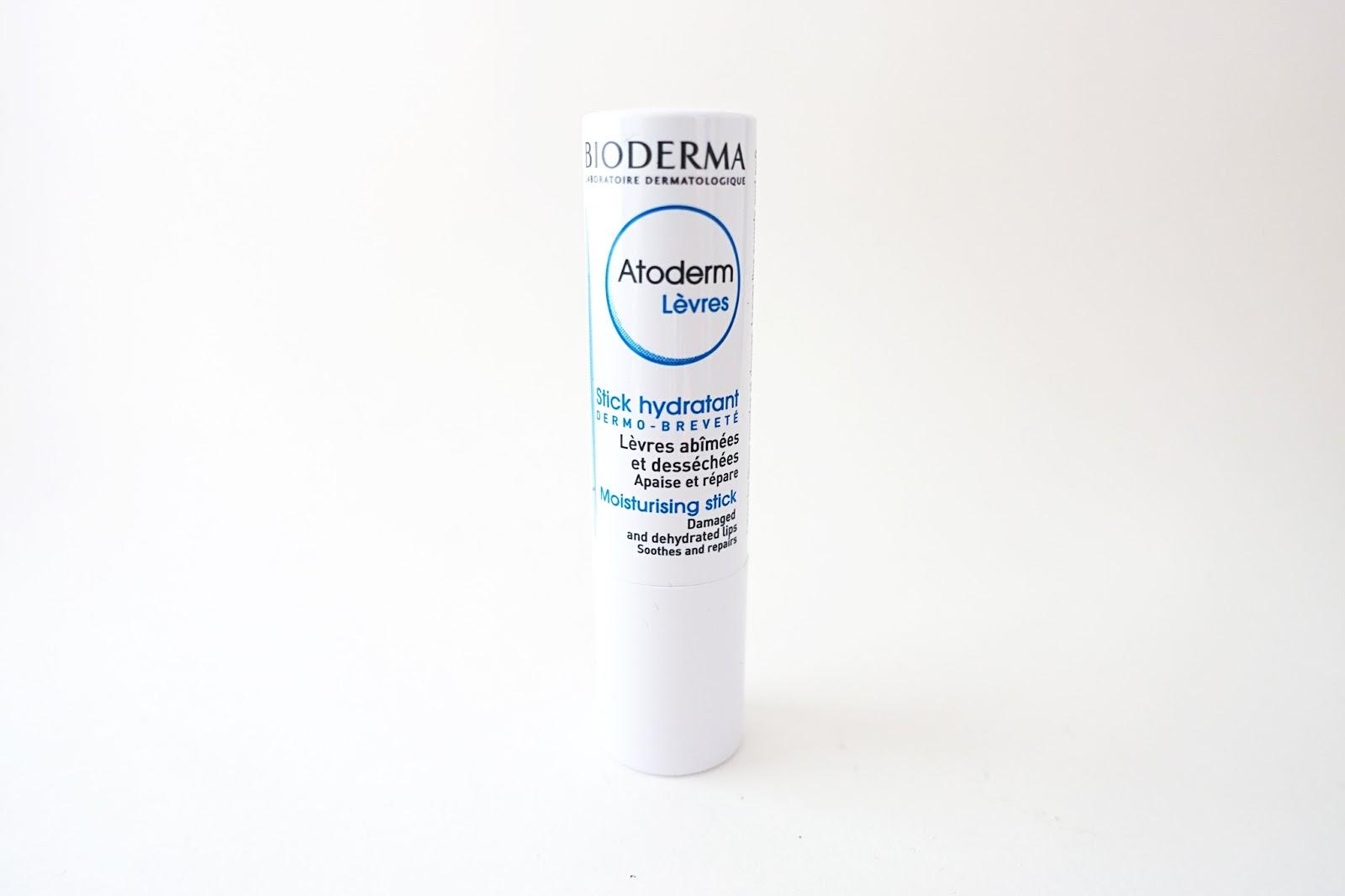bioderma, bioderma atoderm, bioderma lip balm, bioderma hydrating lip balm