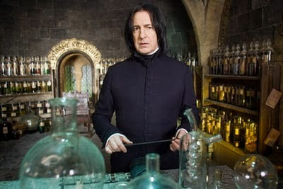 Whoopidooings: Rocking Your World Friday - Snape