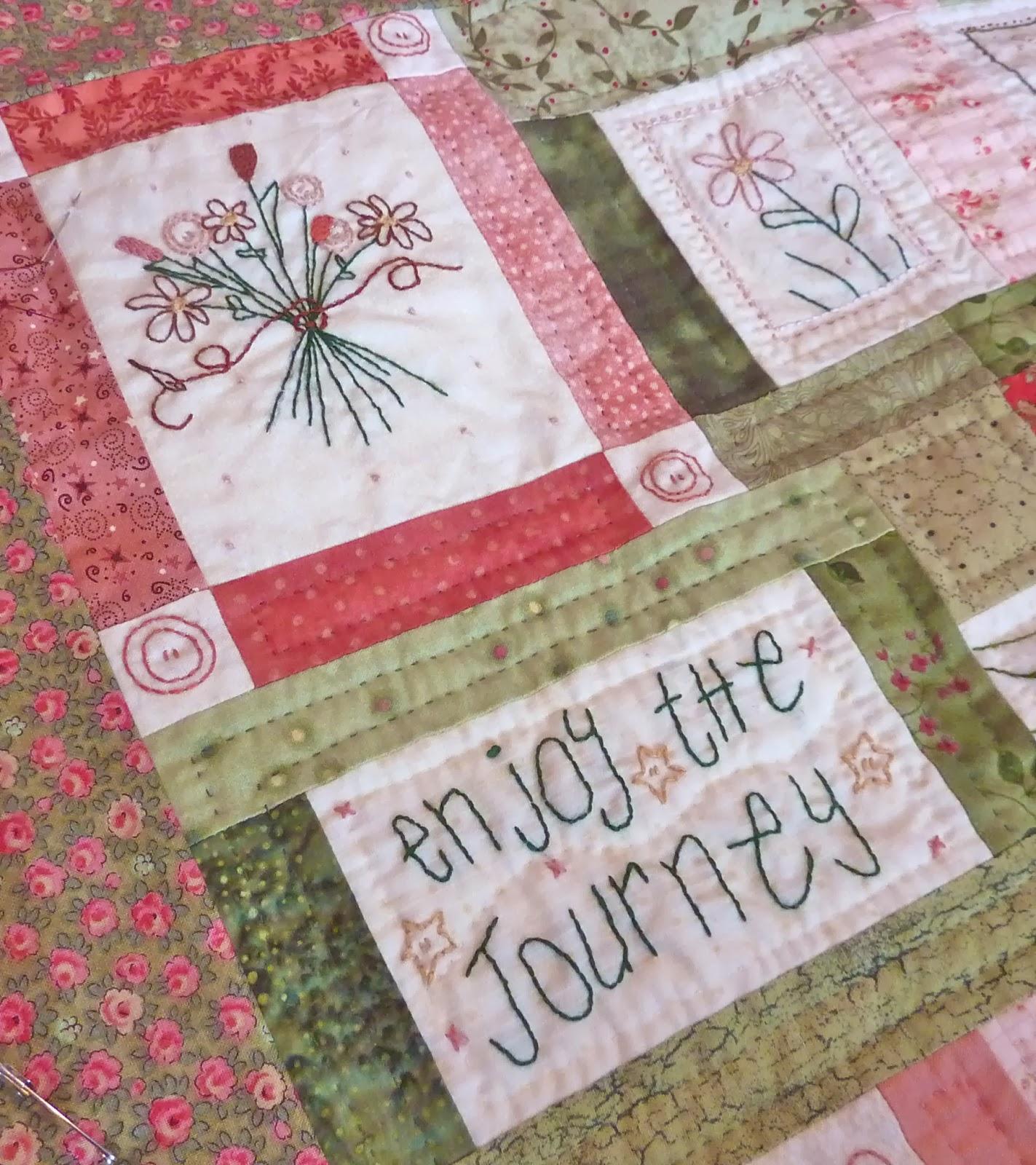 Kathys Quilts Slow Sunday Stitching Hand Stitching Patterns
