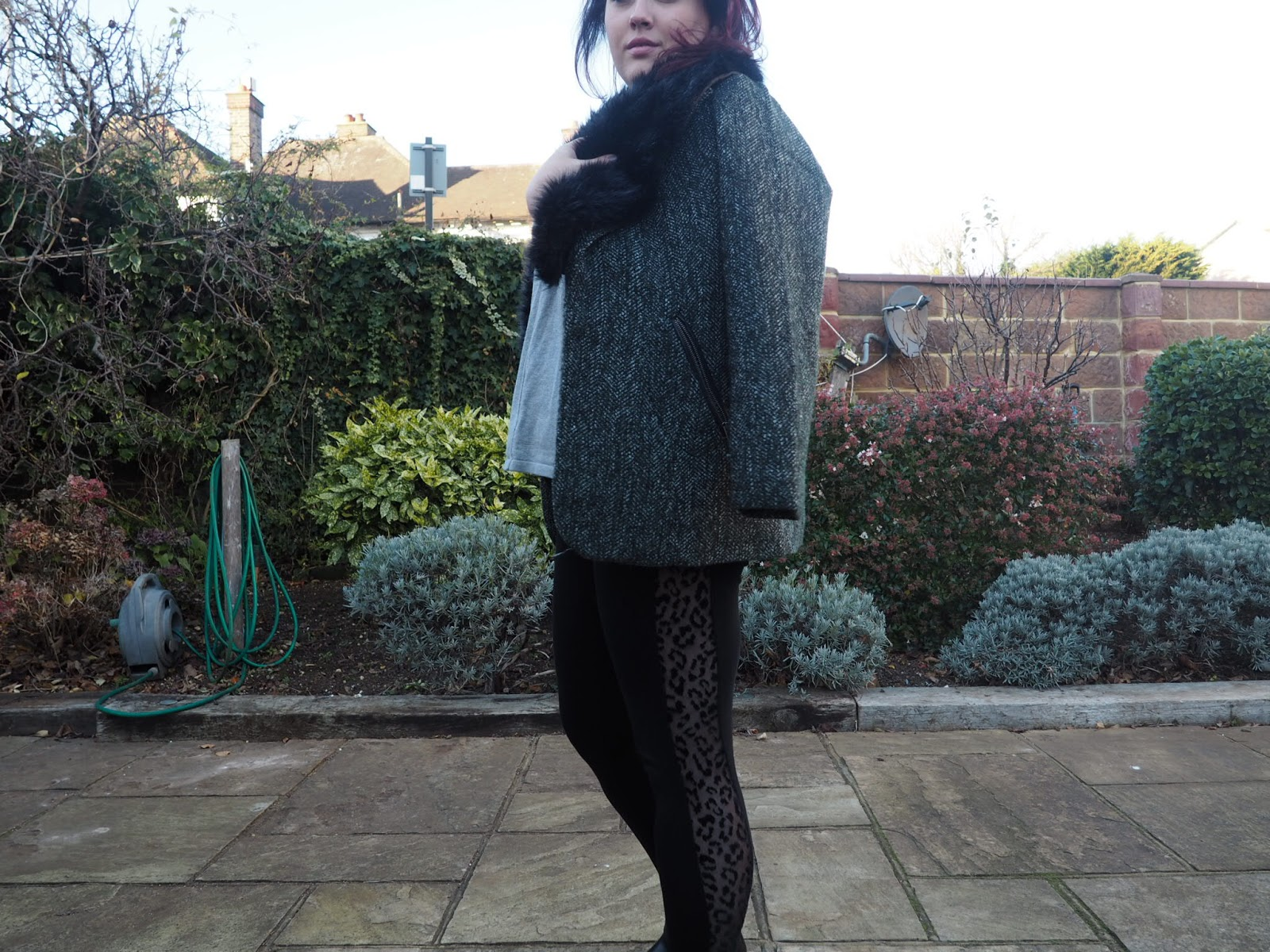 Fashion | Winter runaround outfit