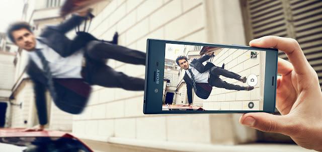 Harga Pre-Order Sony Xperia XZ Premium - Smartphone 4K yang Memiliki Fitur Slow Motion