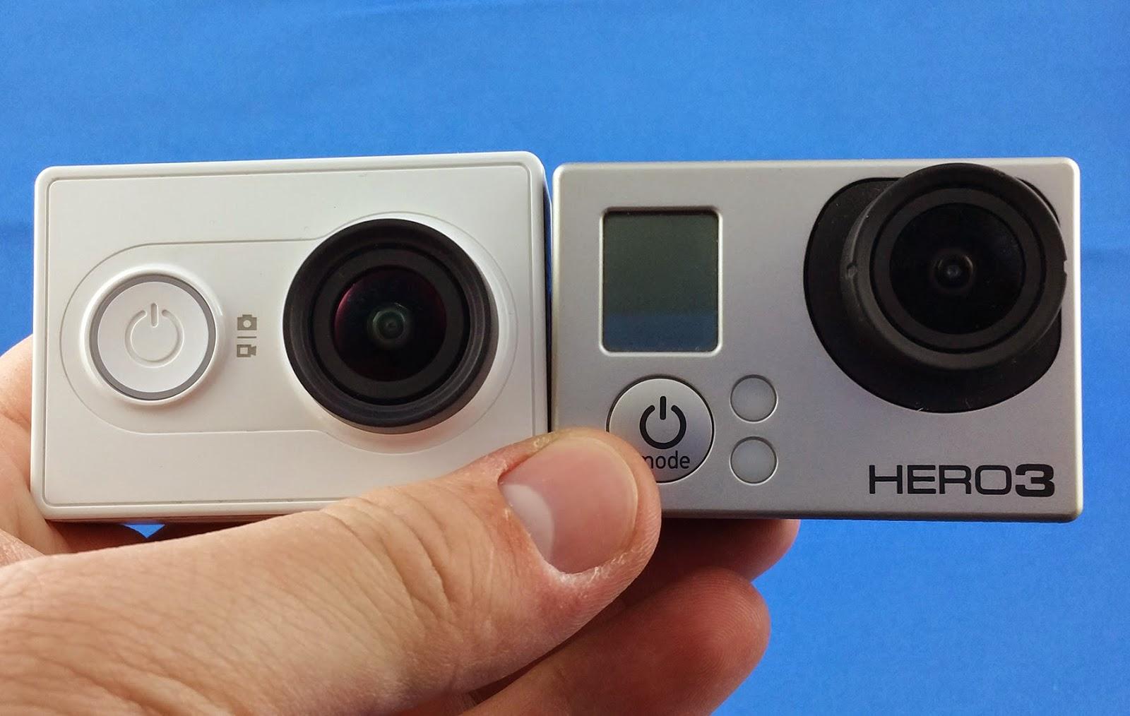 Perbandingan Kamera GoPro VS Xiaomi Yi, Dua Camera Action Terbaik