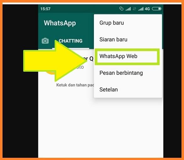 Cara Keluar Dari WhatsApp Web Lewat Hp Agar Tidak Dibajak