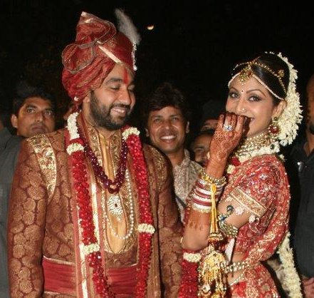 Red Carpet Wedding Shilpa Shetty And Raj Kundra