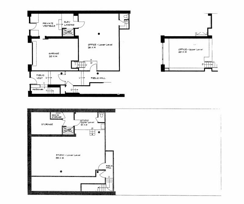 Loft Apartment Garage Plans