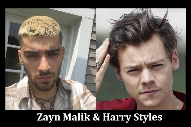 Zayn Malik And Harry Styles 1