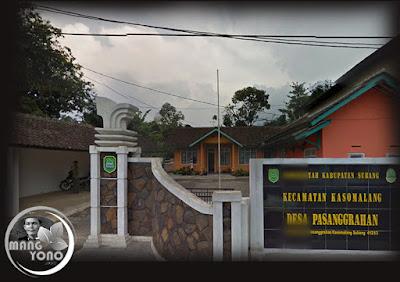 Desa Pasanggrahan, Kecamatan Kasomalang