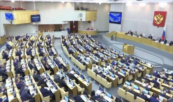 الدوما الروسي يطالب باسقاط الطائرات الحربية الاسرائيلية اذا اخترقت الاجواء السورية.
