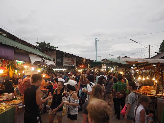 Naka Weekend Market, Phuket, Thailand