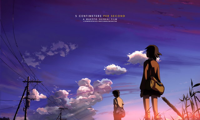 Movie Review: 5 Centimeters Per Second