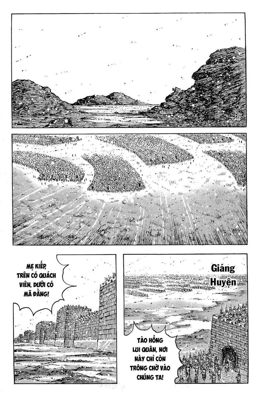 Hỏa phụng liêu nguyên Chương 358: Đuổi hổ diệt sói [Remake] trang 15