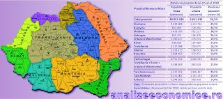 Cum arăta topul provinciilor din România Mare după gradul de urbanizare în 1930