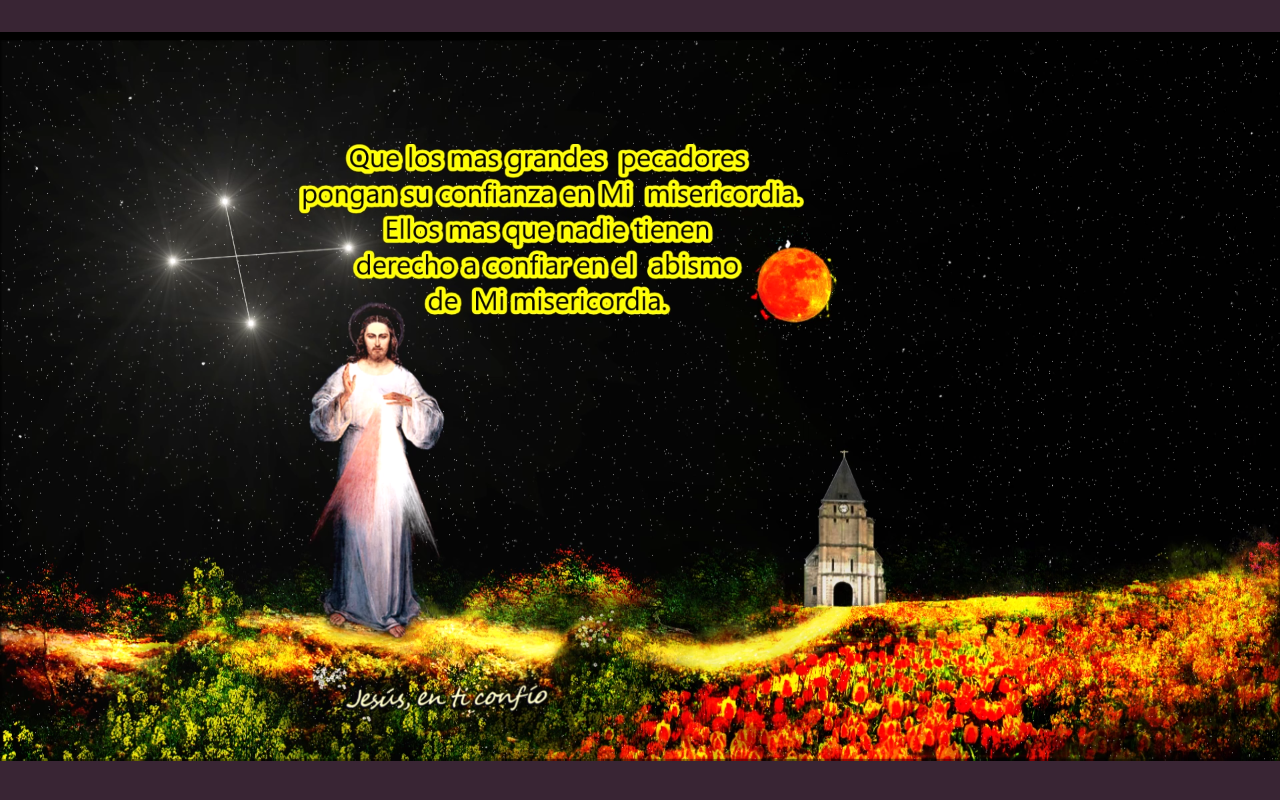 mensaje divina misericordia
