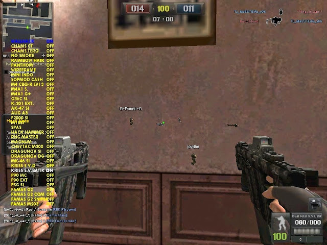 RIALSOFT.com - Cheat Point Blank Garena ID Terbaru 17 Juli 2015 Auto HS