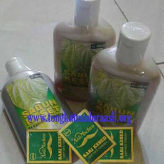 Sabun sari kesed pembersih organ wanita