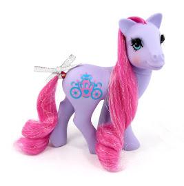 MLP Princess Royal Purple Year Nine Princess Ponies III G1 Pony
