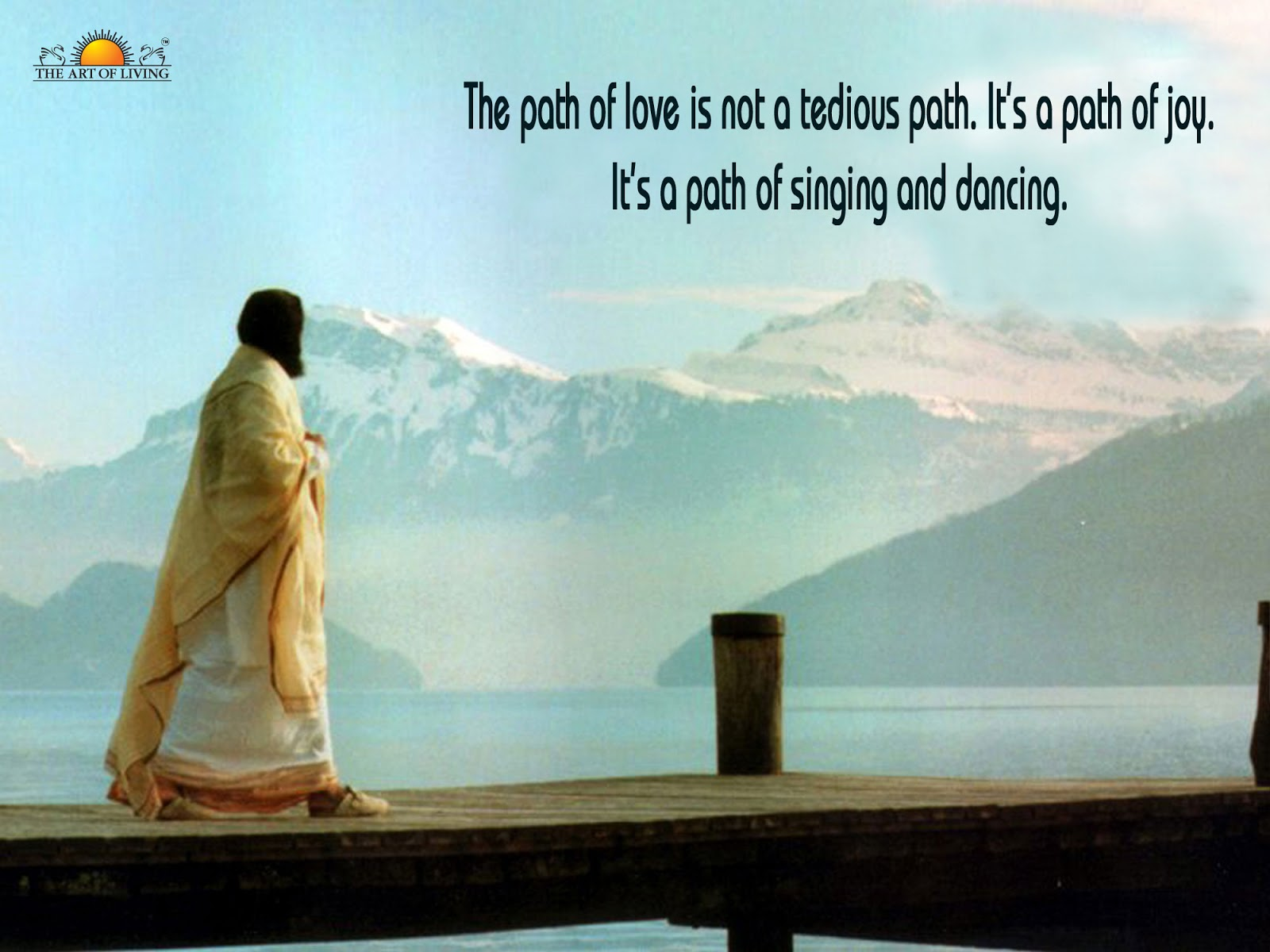 Quotes By Sri Sri Ravi Shankar: April 2013