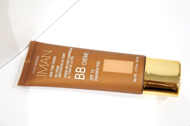 IMAN Cosmetics BB Creme, £20.95, Shade: Sand Medium