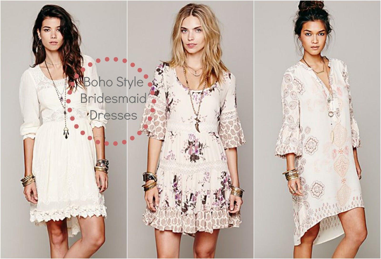 Beroemd Bohemian Style (Boho Chic Bohemian Fashion) | Fashion Style and Taste @UE12