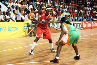 National Women Team Back in Luanda