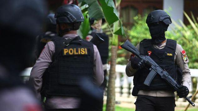 Densus 88 Berhasil Tangkap 4 Teroris Jaringan JAD, Seorang Tewas