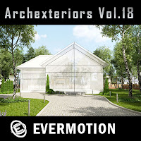Evermotion Archexteriors vol.18 室外3D模型第18季下載