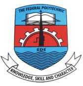 Photo of federal Polytechnic Ede HND Admission List