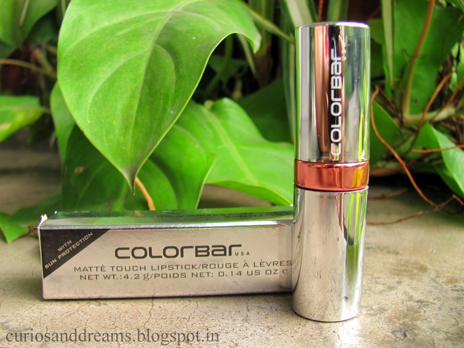 Colorbar Matte Touch Lipstick 034 Pink Hunt Review
