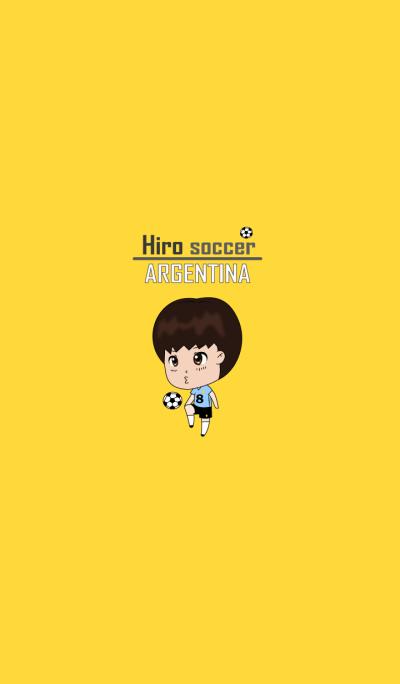 Hiro Soccer Argentina