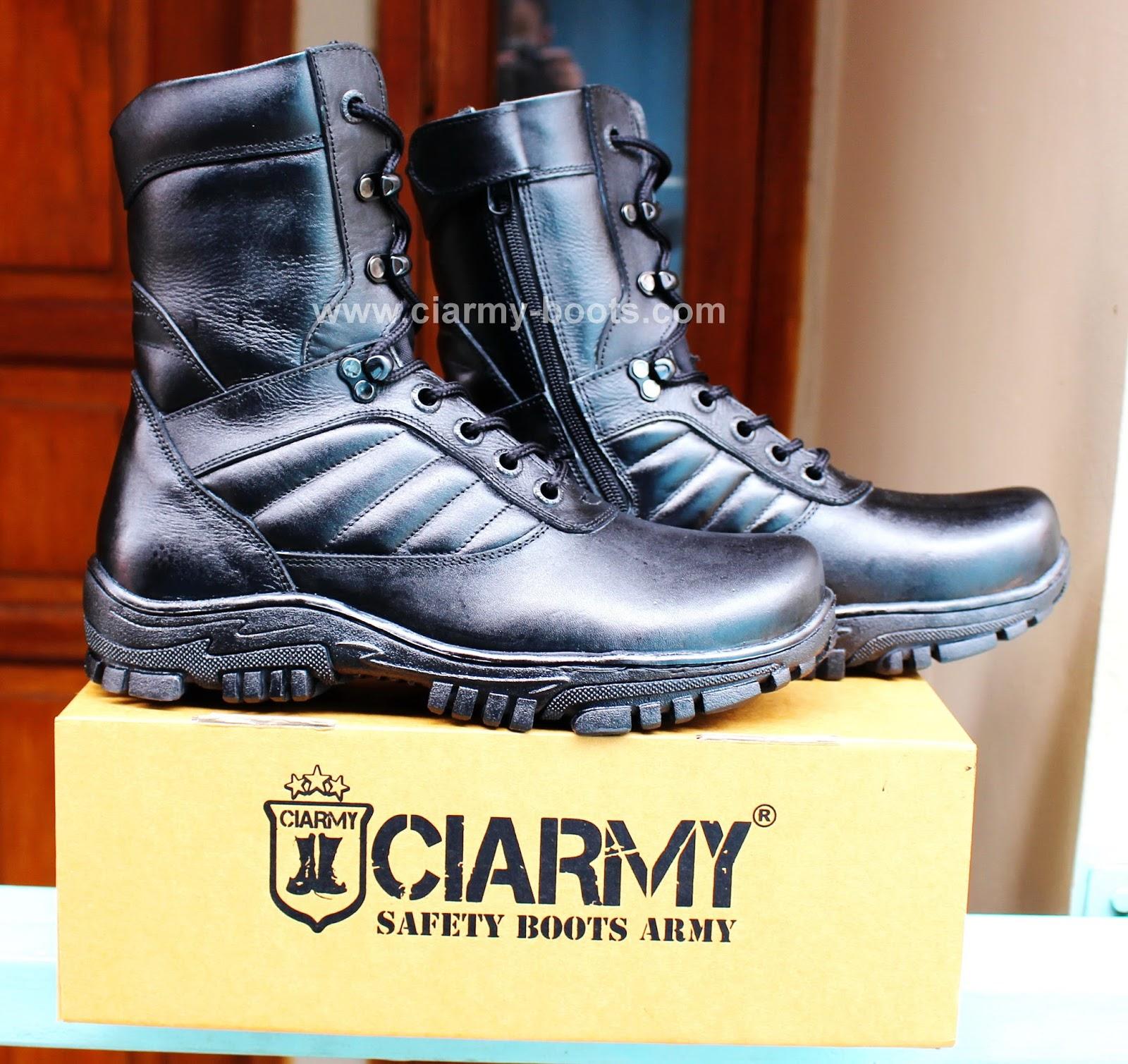 Sepatu PDL Ciarmy Type C 01D