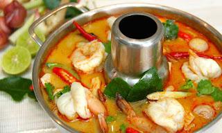 Makanan khas Tom Yam