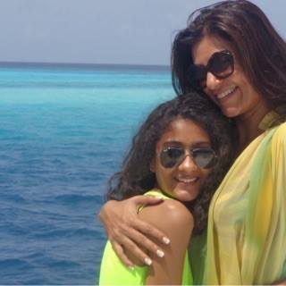 Renee sen father, sushmita sen daughter renee, daughter, facebook, school, Wiki