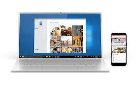 Cara Setup dan Menggunakan Your Phone App Pada Windows 10