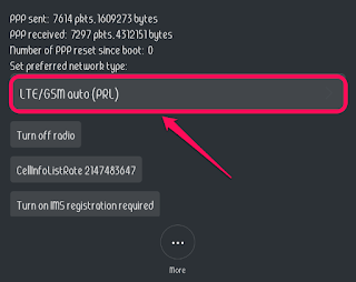 Network%2BType - How to use More Than 20 Network Types in your MIUI Android Phones?