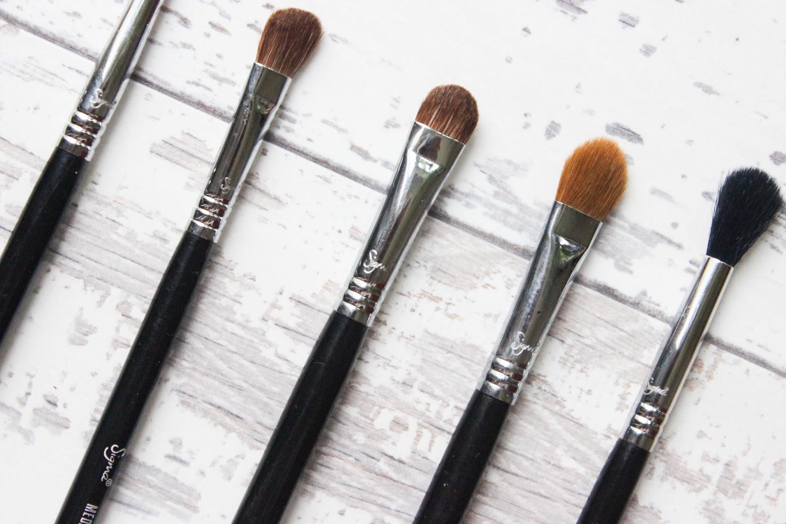 Sigma Brushes Sigma Beauty Basic Eyes Kit Review