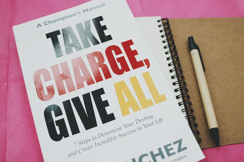 Take Charge Give All Book Bo Sanchez